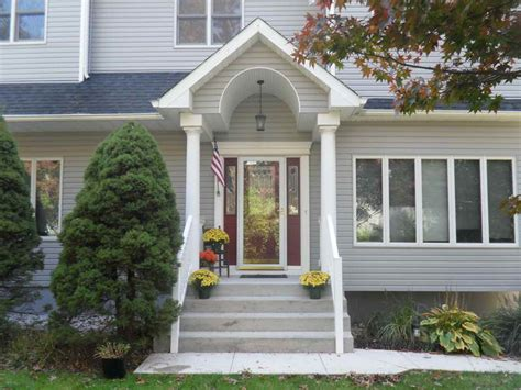 Front Entrance Wall Ideas | door windows front entrance design in gray wall front