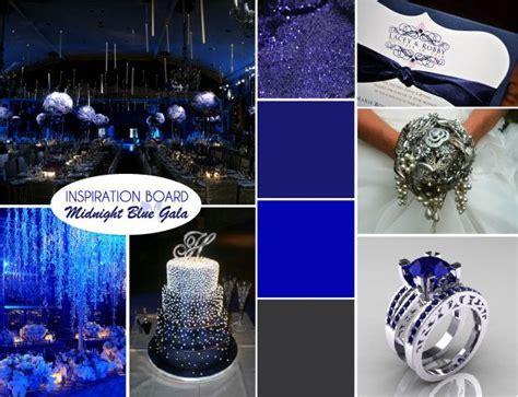 17 Best ideas about Midnight Blue Weddings on Pinterest