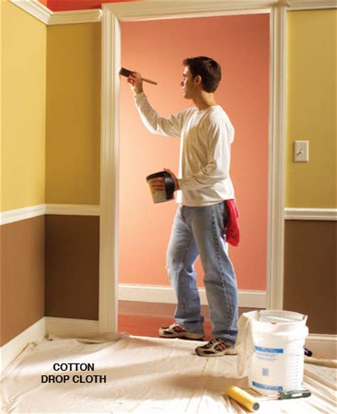 how to paint a room room painting tips www tidyhouse info