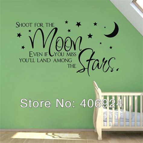 Wall Decal Quotes For Nursery 29 Best Images About Nursery Wall Quotes On Pinterest