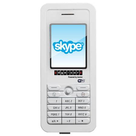 edge core skype wifi phone
