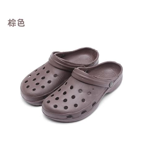 plastic clogs for brand clogs sandals unisex retro plastic clog
