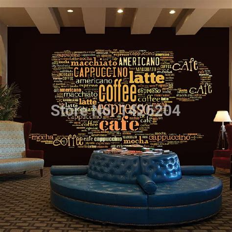 Coffee Style Wallpaper | shops no worries and interior design wallpaper on pinterest