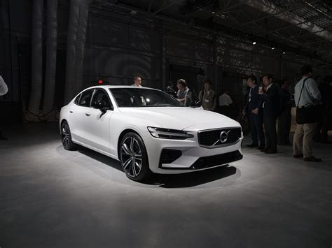 Volvo Strategy 2020 by 2019 Volvo S60 Is One Sharp Sedan Roadshow