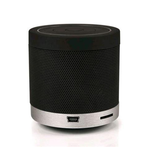 Speaker Bluetooth 360 Pulse Light Microsd Slot veho 360 176 m4 bluetooth wireless speaker black expansys australia
