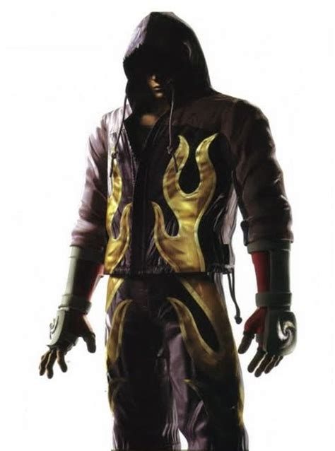 tekken 4 jin test your might