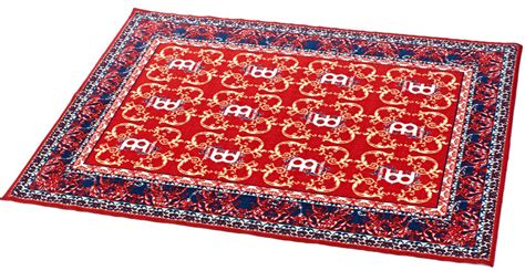 Oriental Drum Rug by Meinl Mdr Or Oriental Drum Rug Rubber Bottom Rockem Music
