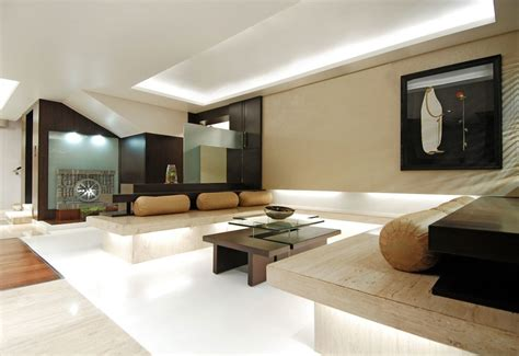 3 Bedroom Apartment Interior Design India Maheshwari Triplex In Mumbai India By Zz Architects