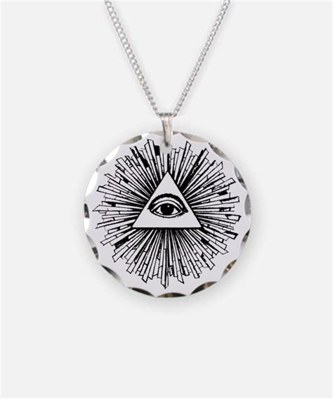 illuminati necklace illuminati necklaces illuminati tags necklace