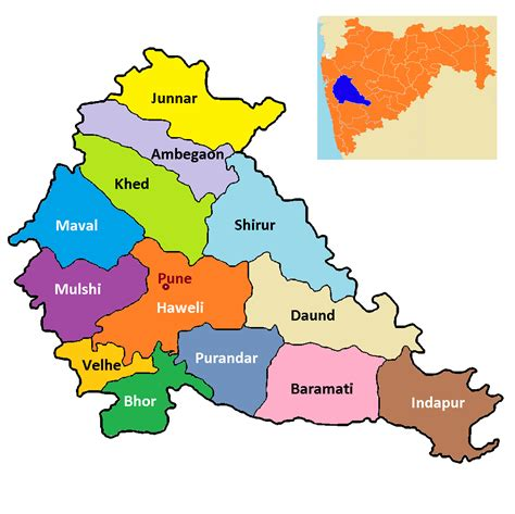 pune geographical map detective agency in pune investigation agency in