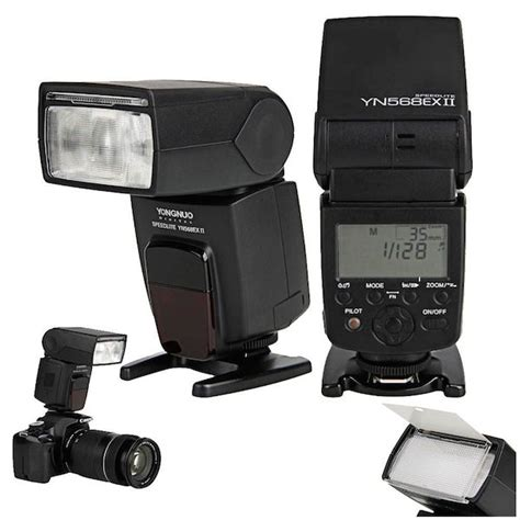 Flash Yn568ex Ii For Canon deals on yongnuo flash speedlites for canon canonwatch