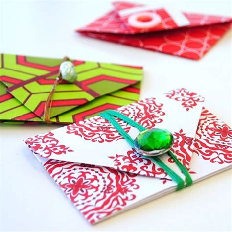 Origami Gift Card Holder - origami gift card holders stashbusters paper book arts pinter