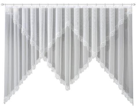 Transparente Gardinen Mit Muster by Gardine 187 Sahra 171 Mit Kr 228 Uselband Echte Plauener Spitze
