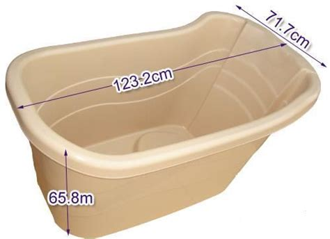 Portable For Bathtubs by Best 20 Portable Bathtub Ideas On Diy Hottub