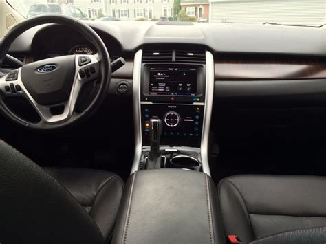 Ford Edge Limited Interior by Ford Edge Limited 2013 Interior Www Imgkid The