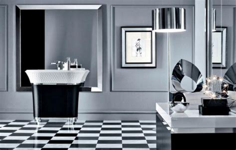 white and black bathrooms 71 cool black and white bathroom design ideas digsdigs