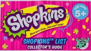 Shopkins season 2 list checklist collector guide 2015 youtube