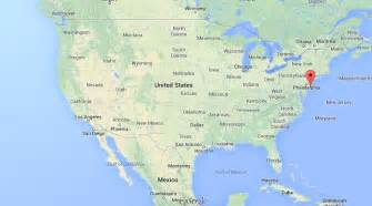 atlantic city on map of usa world easy guides