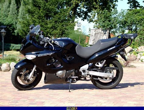 Suzuki 750f 2006 Suzuki Gsx 750 F Moto Zombdrive
