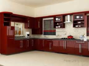 Model Kitchen Design Brilliant New Model Kitchen Design In Kerala For Property