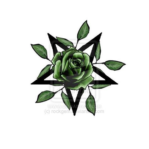 green rose tattoo 8 best images on tatoos ideas
