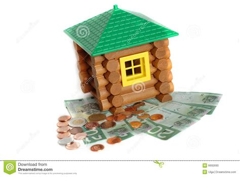 white house mortgage house mortgage concept stock photo image 6692690