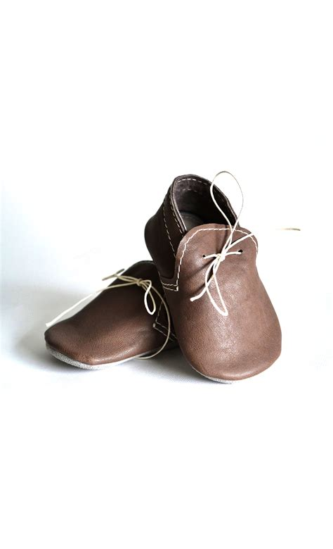 baby romper minimo baby boy moccasins brown leather baby shoes baby boy