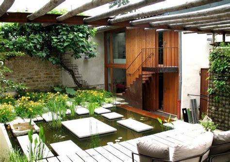 imagenes jardines pequeños modernos ideas creativas jardines peque 241 os muy modernos