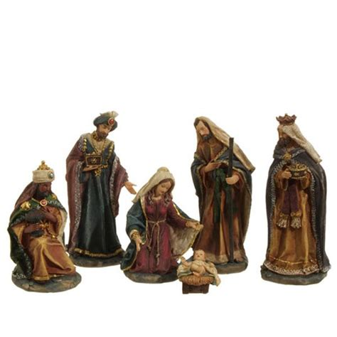 11 quot nativity set figurines