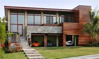 Modern House Garage by How To Choose The Right Style Garage For Your Home