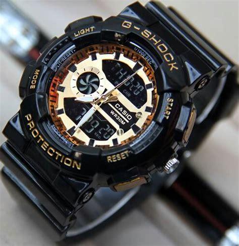 G Shock Gwa1100 Orange Rubber jual jam tangan new g shock gba400 harga murah