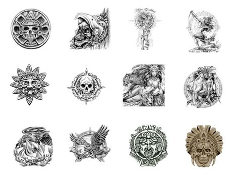 aztec bands tattoo designs 19 unique aztec designs and ideas