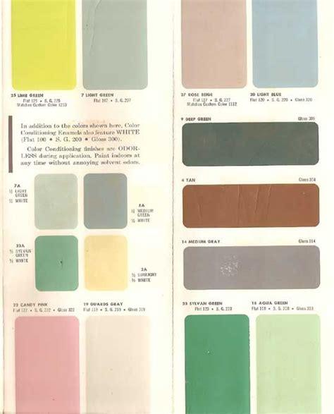 vintage color palettes on pinterest 1950s chips and retro 25 best ideas about vintage paint colors on pinterest