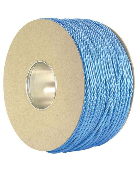 6mm Polypropylene Rope - 6mm polypropylene rope on reel 220m