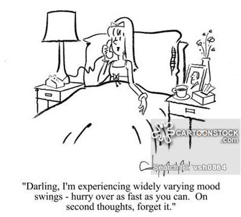 hormonal imbalance mood swings mind change cartoons and comics funny pictures from