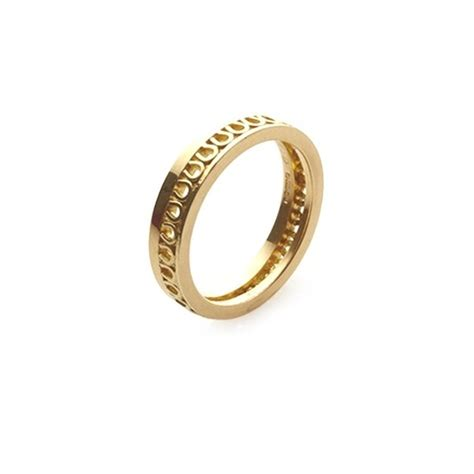 Decorative Ring by Embellished Decorative Edge Ring Marianne