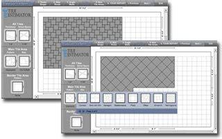 bathroom tile layout tool  web