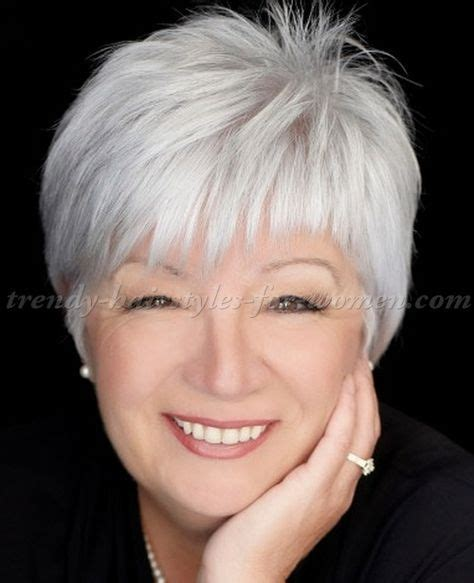 grey hair over 50 pdf 17 best ideas about short hairstyles over 50 on pinterest