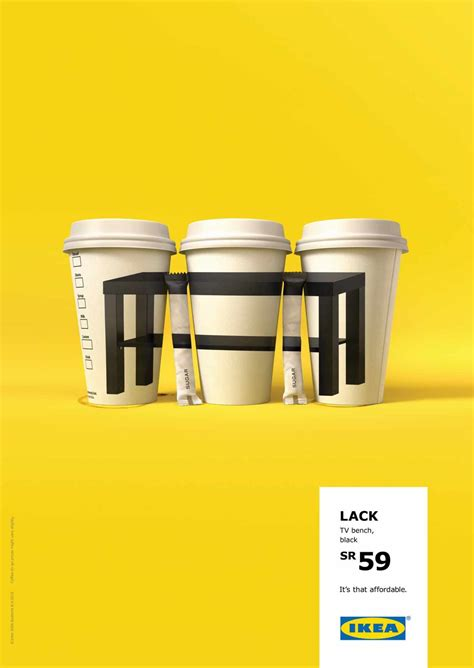 ikea best products 2016 clever ikea ad caign will make you change your