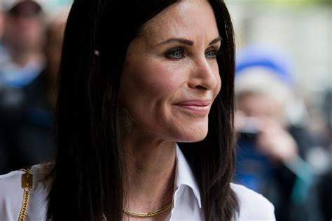 Courney Cox Gets by Does Courteney Cox Use Fillers Popsugar