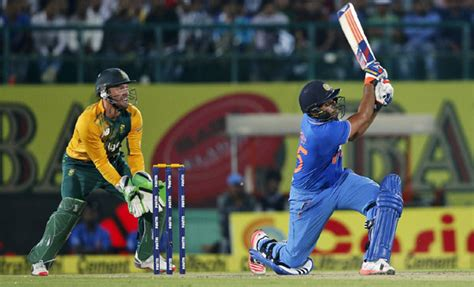 South Africa Records Ind Vs Sa Rohit Sharma Smashes Records Virat Kohli Joins In
