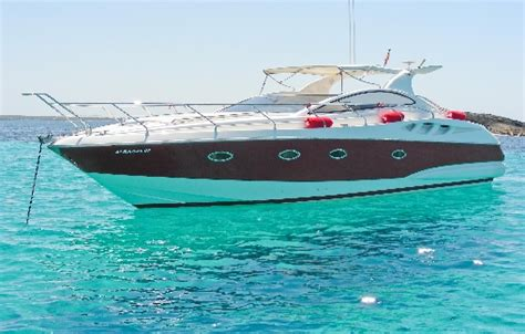 the open boat en espanol motorboat for charter on ibiza astondoa 40 open