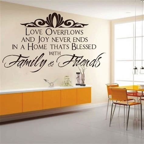 Wall Sayings For Living Room | wall quotes for living room quotesgram
