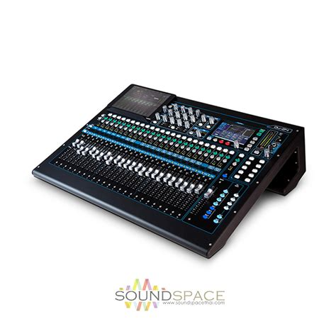 Mixer Allen Heath Qu24 ม กเซอร ด จ ตอล allen heath qu24 rackmountable digital