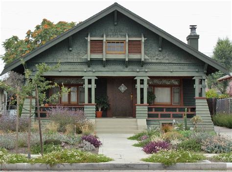 the american craftsman house monarch landscape the dry garden a water wise winner in west adams l a