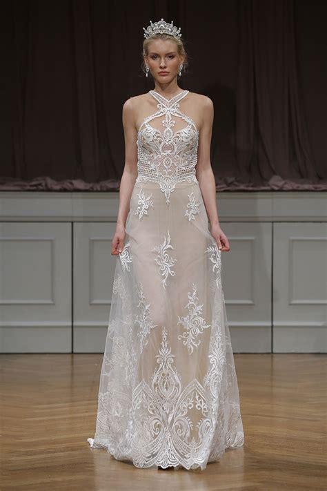 New York Fall Fashion Week 2007 Dress Collection by Alon Livne White Fall 2017 New York Bridal Week Wedding
