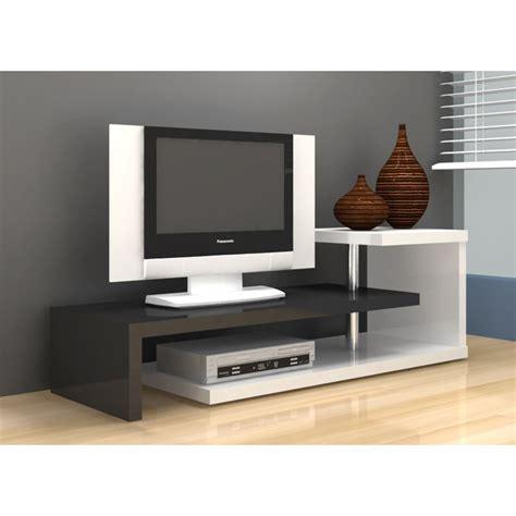 Rak Tv Minimalis Modern Hitam Putih jual anya living scult hitam putih meja tv harga
