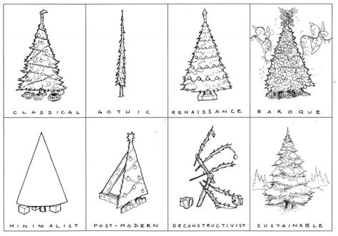architectural history of the christmas tree archdaily