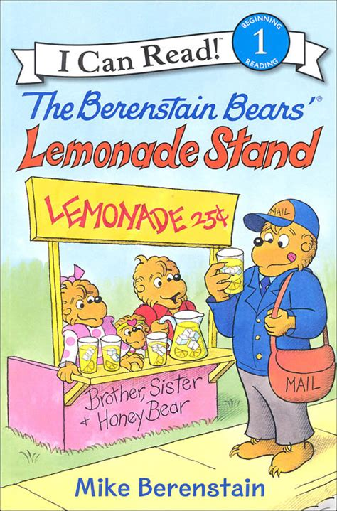 I Can Read Level 1 Dixie And The Deeds Buku Import Anak berenstain bears lemonade stand i can read level 1 036959 details rainbow resource center