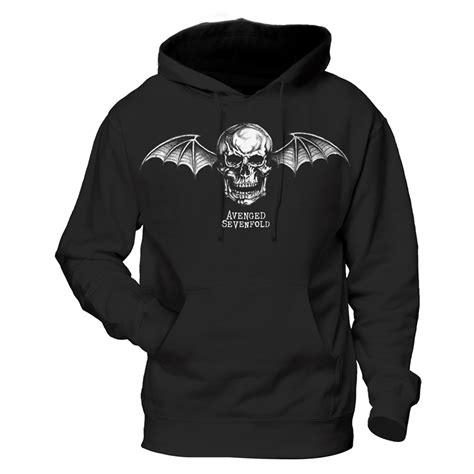 Hoodie Jaket Sweater Avenged Sevenfold A7x Warung Kaos 1 backstreetmerch bat logo hooded sweatshirt